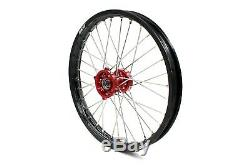 19 16 Kke Kid's Big Spoked Wheel Fit Dirtbike Honda Crf150r 2007-2018 Rim Set