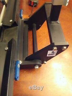 1Up USA Black Anodized Aluminum Bike Rack