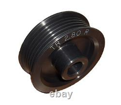 2.80 Roush Keyed Style Supercharger Pulley 6 Rib