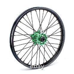2118 Front Rear Wheel Rim Hub KX450F KX250F 06-18 KX125 250 06-13 For Kawasaki