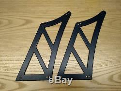 Aerogenics Honda S2000 stands for Voltex GT wings 295mm Made in the USA