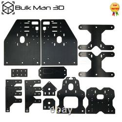 Aluminum OX CNC Gantry Plates Kit for OX CNC Engraving Machine OX CNC Plates