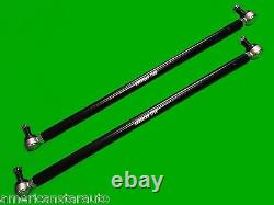 American Star 6061 Aluminum Tie Rods WithEnds For All Arctic Cat Wildcat X 1000cc