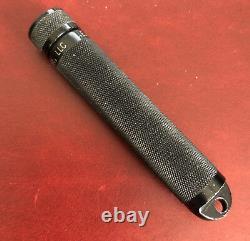 Arc AAA LED Flashlight Blue LED, Black hard anodized
