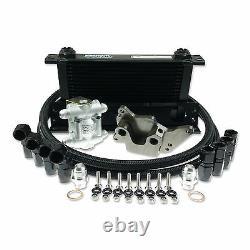 BMW MINI R56 COOPER S HEL Performance Custom Engine Oil Cooler Kit