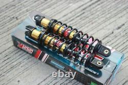 BRAND NEW Yamaha NMAX 155 160 Shock Absorber YSS DTG Hybrid BLACK