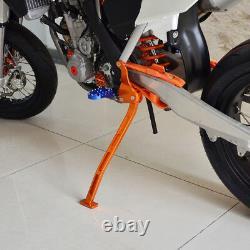 Billet Side Stand Kickstand Sidestand For KTM SXF 250 350 450 2012-2015 Aluminum