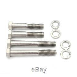 Black 1 1/8 Handle bars 10 11'' Risers For Softail Custom FXSTC FXDB Road King