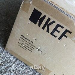 BrandNewSealed KEF T205 BLACK Spekaers Set (2xT301, T301C, 2xT101, T2 SUB)