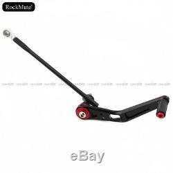 CNC Adjustable Rear Set Footrest Footpeg For HONDA CBR1000RR 2008-2011
