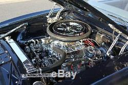 Camaro Firebird 67-69 Billet Fender Brace Aluminum Black Anodized Chevy Pontiac