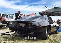 Chevy Camaro 70-81 Pro Racing, Polish, Black, Brushed, Satin, Anodized, Aluminum