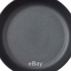 Circulon Symmetry Hard Anodized Nonstick 11-Piece Cookware Set (Black)