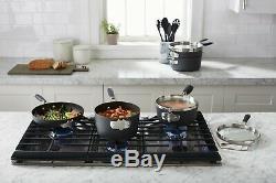 Cookware Set Calphalon Hard Anodized Nonstick Cooking Pots And Pans Sets 14 Pcs