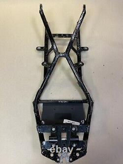 Ducati 1098 1198 848 Lightweight aluminum Race Track subframe #0215