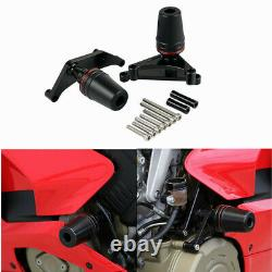 Engine Frame Sliders Guard Protect For Ducati Panigale V4 / V4S /V4 SP 2018-2021