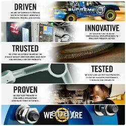 For 1999-2010 Chevy GMC Silverado Sierra 2500 3500 4x 2 Billet Wheel Spacer Kit
