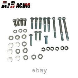 For 96-00 Honda Civic K swap Billet CNC Aluminum Engine Motor mount K20 Race