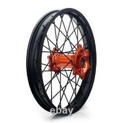 For KTM 19 Rear Wheel Rim Hub 125 250 300 400 450 520 EXC SX SXS MXC EGS SXC XC