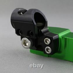 For Kawasaki Ninja 650R ER-6F 06-16 Clip On Handlebar Upper Triple Tree Clamp