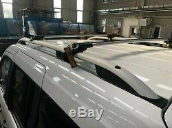 Ford Transit / Tourneo Connect SWB+LWB Roof Rack BLACK 2014+