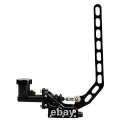 Hydraulic Drift Handbrake Lever Gear Locking Racing Brake Parking Oil Tank Black