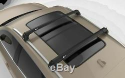 Hyundai Tucson Roof Rack Cross Bars Black