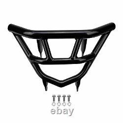 KEMIMOTO Rear Wide Grab Bar + Front Bumper Guards for Honda TRX 400EX 1999-2016