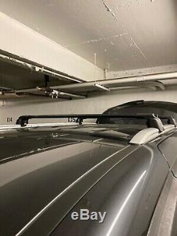Kia Sedona Roof Rack Bars For Vehicles With Flush Roof Rails Black