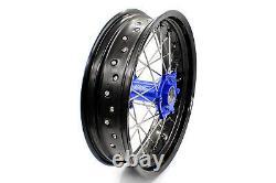 Kke 17 Supermoto Wheel Rim For 2014-2020 Husqvarna Te Tc Fe Fc 125 350 450 501