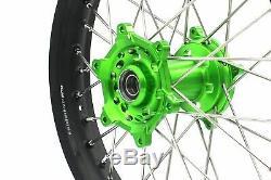 Kke 2.15 18 Rear Wheel Rim For Kawasaki Kx125 2007 Kx250f Kx450f 2006-2018