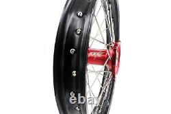 Kke 21 19 MX Wheel Rim Fit Honda Crf250r 2004-2013 Crf450r 2002-2012 Dirtbike