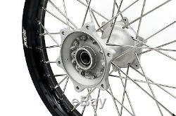 Kke Cast 2.15 19 Rear Wheel Rim For Yamaha Yz125 Yz250 Yz250f Yz450f 2003-2020