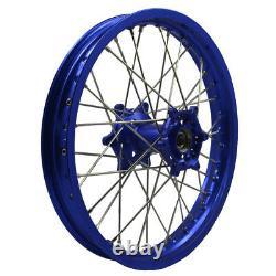 Motocross Yamaha YZ YZF 250 450 WR 250F 450F211.6/192.15 Aluminum Alloy Wheels