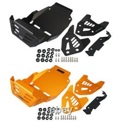 Motor Engine Protection Cover Bash Guard Sump Plate For KTM 390 Duke 17 18 19-21