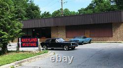 NEW 1965-1973 Ford Mustang Gas Cap Twist on Style Billet & Black Resto Mod Cobra