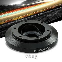 NRG SRK-180H Short Steering Wheel Hub Adapter Black For Beetle/Golf/Jetta/Passat