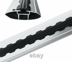 Nissan NV200 Roof Rails and Roof Rack Cross Bars Plus Series