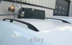 Nissan NV200 Roof Rails and Roof Rack Cross Bars Plus Series UK Van