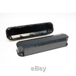 PRW Valve Cover 4036007 Black Anodized Fabricated Aluminum for 5.2/5.9L Magnum