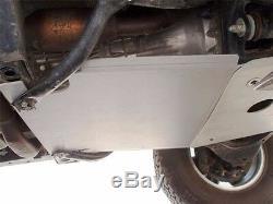 Ricochet Off-Road Aluminum Transmission Skid Plate -Toyota FJ Cruiser