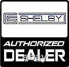 SHELBY Logo Black Billet Aluminum Hood Pin Kit Fits Ford Mustang 1965-2014 +More
