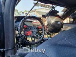 Steering Wheel LOTSE PRO-MOD, Drag Racing, 5 way cable wiring plug, PMO-CH, unit