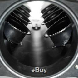 TSP 81003BK LS3/L92 Fabricated Intake Manifold, Aluminum, Angled, Black Anodized