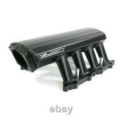 TSP 84050BK Velocity Ford 5.0L Coyote EFI Fabricated Aluminum Intake Manifold, B