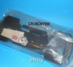 Tamiya Clod Buster Sassy Chassis Black Anodized Aluminum NIP Vintage RC Part