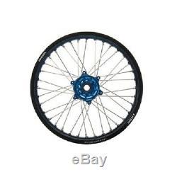 Tusk Wheel Set Front Rear Wheels 14/17 YAMAHA YZ80 YZ85 SUZUKI RM80 RM85 RM85L